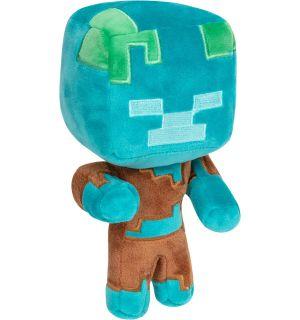 Minecraft - Happy Explorer Drowned (18 cm)