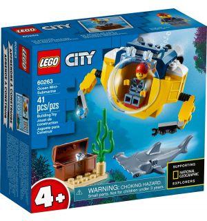 LEGO CITY - MINI SOTTOMARINO OCEANICO