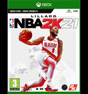 NBA 2K21 (Standard Plus Edition)