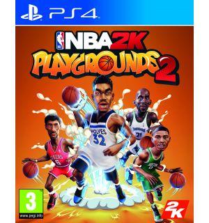 NBA 2K Playgrounds 2 (EU)