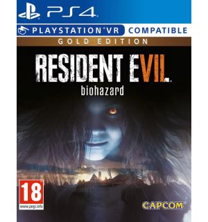 RESIDENT EVIL 7 (GOLD EDITION, VR COMPATIBILE, EU)
