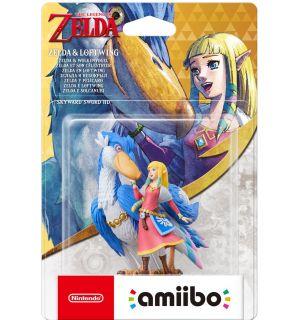 Amiibo The Legend Of Zelda Skyward Sword HD - Zelda e Solcanubi