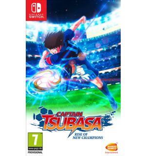 Captain Tsubasa Rise Of New Champions (EU)