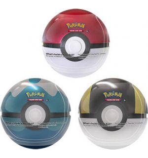 Pokemon - Poke Ball 2020 (Soggetti Vari, Tin)