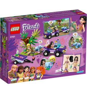 LEGO FRIENDS - SALVATAGGIO NELLA GIUNGLA DELL'ELEFANTINO