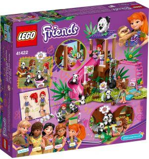 LEGO FRIENDS - LA CASETTA SULL'ALBERO DEL PANDA
