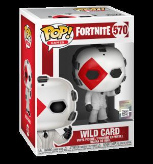 Funko Pop! Fortnite - Wild Card (9 cm)