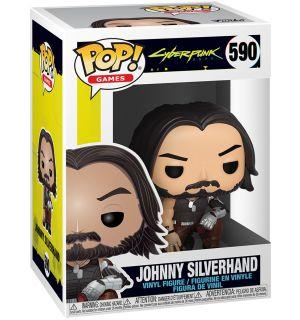 Funko Pop! Cyberpunk 2077 - Johnny Silverhand (9 cm)
