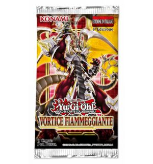 Yu-Gi-Oh! Vortice Fiammeggiante (Busta)