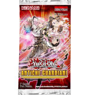 Yu-Gi-Oh! Antichi Guardiani (Busta)