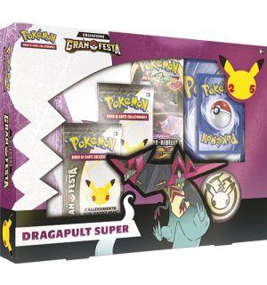 Pokemon - Gran Festa: Collezione Dragapult Super (Set)