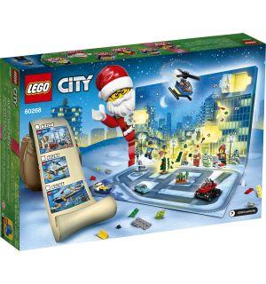 Lego City - Calendario Dell'Avvento