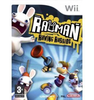 Rayman Raving Rabbids (EU)