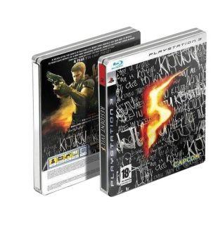 Resident Evil 5 (Steelbox Edition)