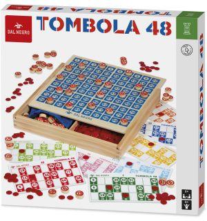 Tombola 48 (In Legno)