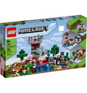 LEGO MINECRAFT - CRAFTING BOX 3.0