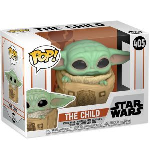 Funko Pop! Star Wars The Mandalorian - The Child With Bag (9 cm)