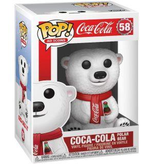 Funko Pop! Coca Cola - Polar Bear (9 cm)
