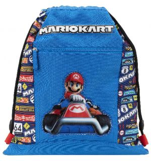 Mario Kart (Coulisse Con Tasca)