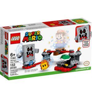 Lego Super Mario - Guai Con La Lava Di Womp (Espansione)