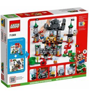 Lego Super Mario - Battaglia Finale Al Castello Di Bowser