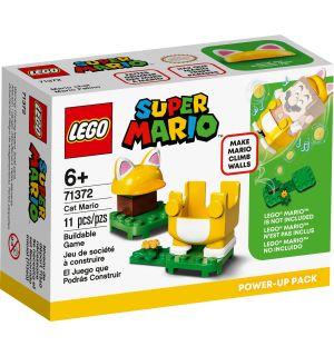 Lego Super Mario - Mario Gatto (Power Up Pack)
