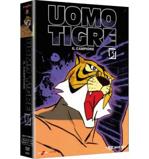 UOMO TIGRE - VOLUME 3