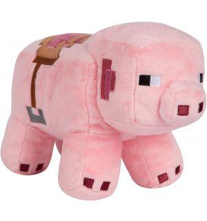 Minecraft - Adventure Saddle Pig (16,5 cm)