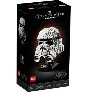 LEGO STAR WARS - CASCO DI STORMTROOPER