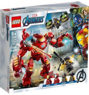 Lego Super Heroes - Iron Man Hulkbuster Contro L' Agente A.I.M.