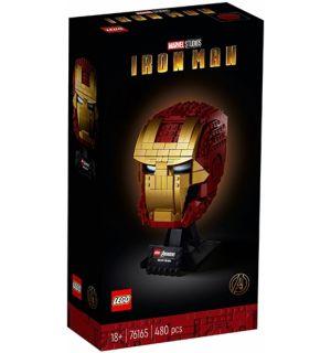 LEGO MARVEL AVENGERS - CASCO DI IRON MAN