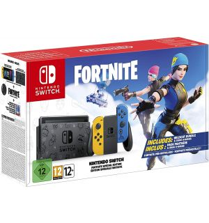 Nintendo Switch (Fortnite Limited Edition)