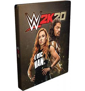 WWE 2K20 (Steelbook Edition)