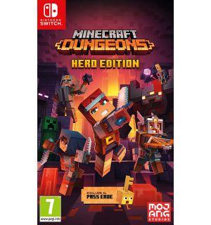 Minecraft Dungeons (Hero Edition)