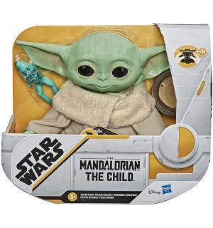 STAR WARS THE MANDALORIAN - THE CHILD (15 CM, CON SUONI)