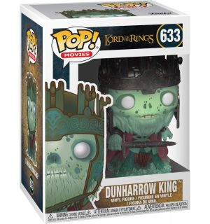 Funko Pop! Lord of the Rings - Dunharrow King (9 cm)