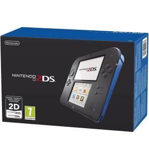 Nintendo 2DS (Nero E Blu)