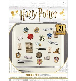 Harry Potter - Calamite (Set, 21 pz)