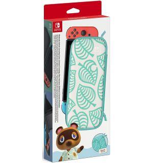 Custodia + Pellicola Protettiva Animal Crossing (Switch)