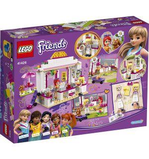 LEGO FRIENDS - HEARTLAKE CITY PARK CAFE'