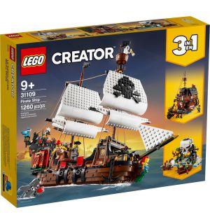 LEGO CREATOR - GALEONE DEI PIRATI