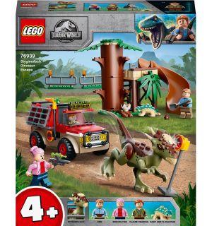 Lego Jurassic World - La Fuga Del Dinosauro Stygimoloch