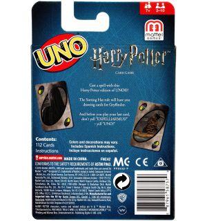 Carte UNO - Harry Potter (EN)