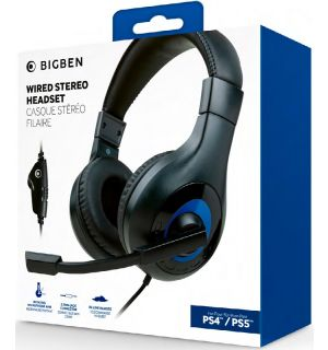 Cuffie Gaming Stereo (Nero,PS4,PS5,Xbox, Switch)