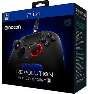 Nacon Revolution Unlimited Pro Controller 2 (Nero, PS4)