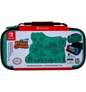Custodia - Animal Crossing (Verde, Switch, Switch Lite)