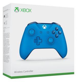 Controller Xbox One Wireless (Blu)