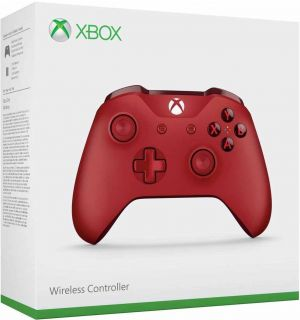 Controller Xbox One Wireless (Rosso)