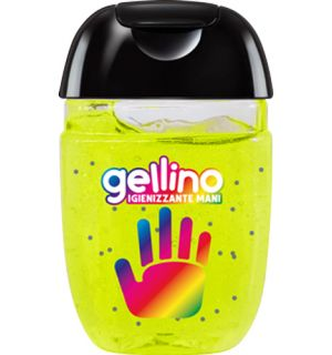 Gellino - Gel Igienizzante (Agrumi, 29 ml)