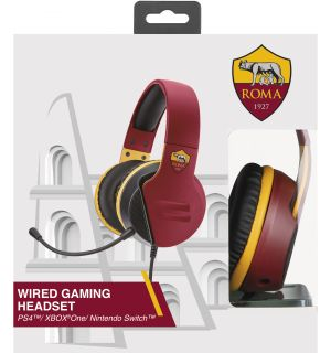 WIRED GAMING HEADSET AS ROMA (PS4, XB1, PC, MAC, MOBILE)